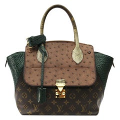Louis Vuitton Majestueux Exotique Leather