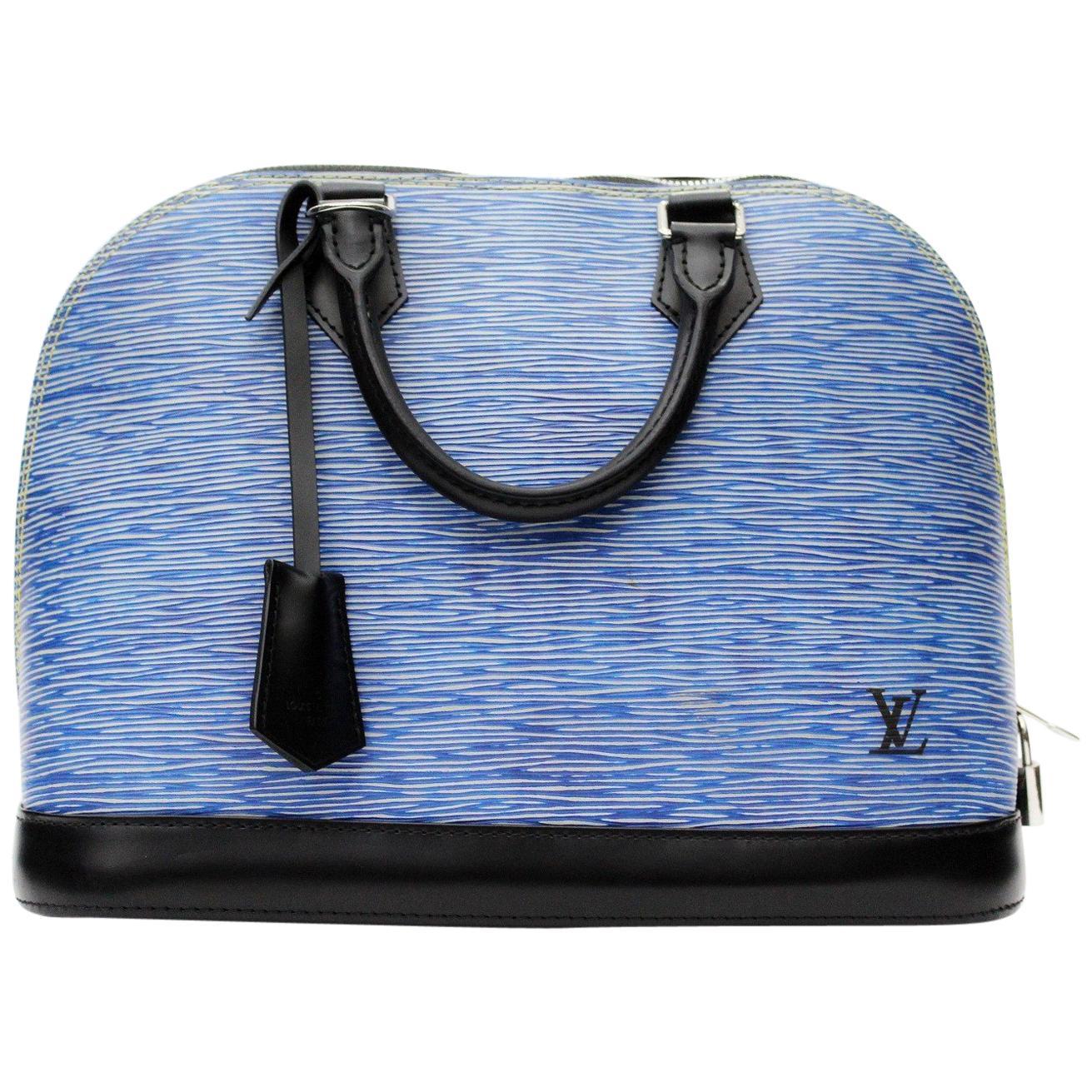 Louis Vuitton Alma PM Leather Epi