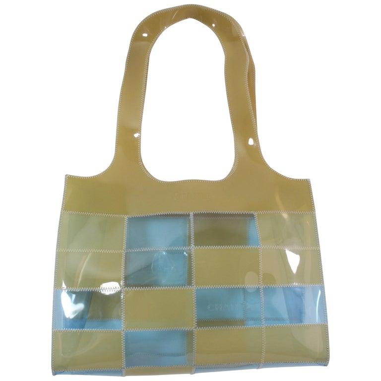 Chanel Super Trendy Plexi Bag
