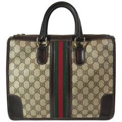 Gucci Vintage Logo Top Handle Bag