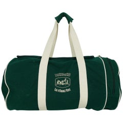 Hermes Eau D'Orange Verte Duffle Sports Bag