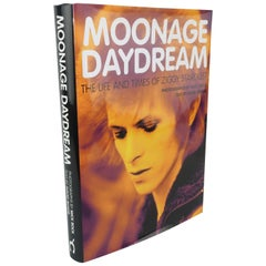 David Bowie's Moonage Daydream Coffee Table Book of Ziggy Stardust Fashion, 2005