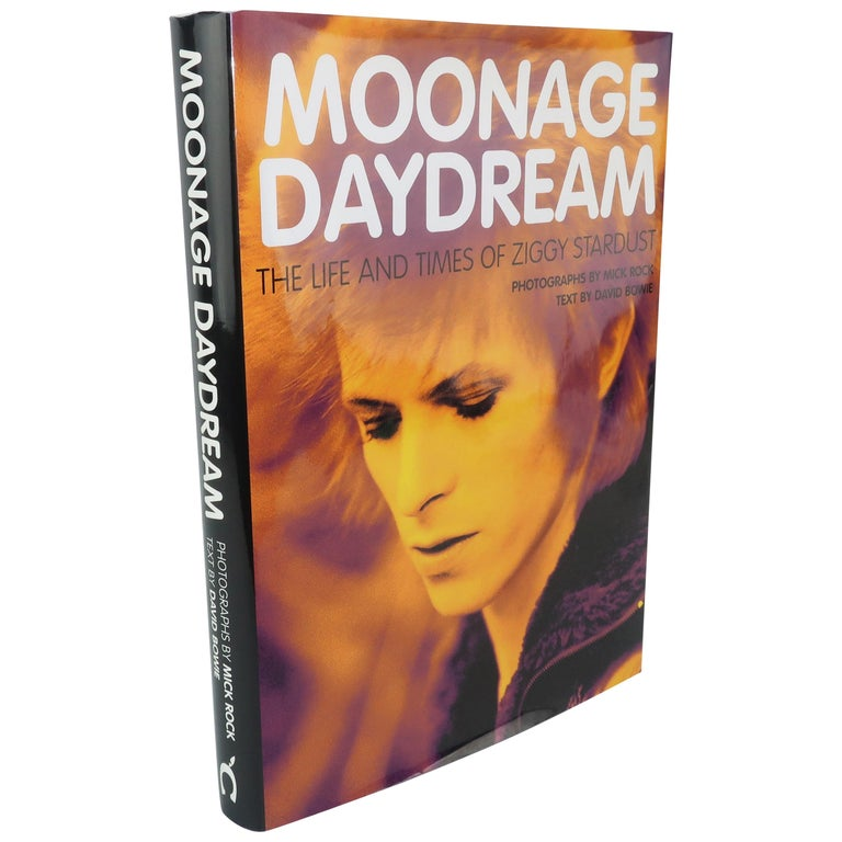 David Bowie S Moonage Daydream Coffee Table Book Of Ziggy Stardust Fashion 2005 For