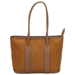 Hermes Brown Garden Zip PM