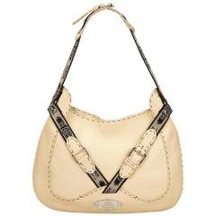 050c2debc9 Fendi Kan I F Shoulder Bag Leather with Zucca Velvet Medium at 1stdibs