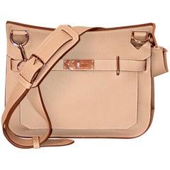 Hermes Jypsiere 28 Bag in Togo Leather