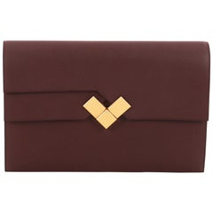 Hermes Fortunio Clutch Evercolor