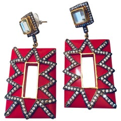 Meghna Jewels Audrey Earrings