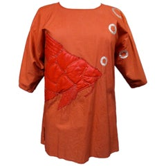 Castelbajac Top fish Applique Circa 1990
