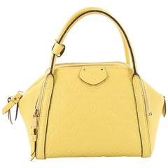 Louis Vuitton Marais Handbag Monogram Empreinte Leather BB