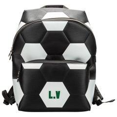 Louis Vuitton FIFA Black Backpack, 2018