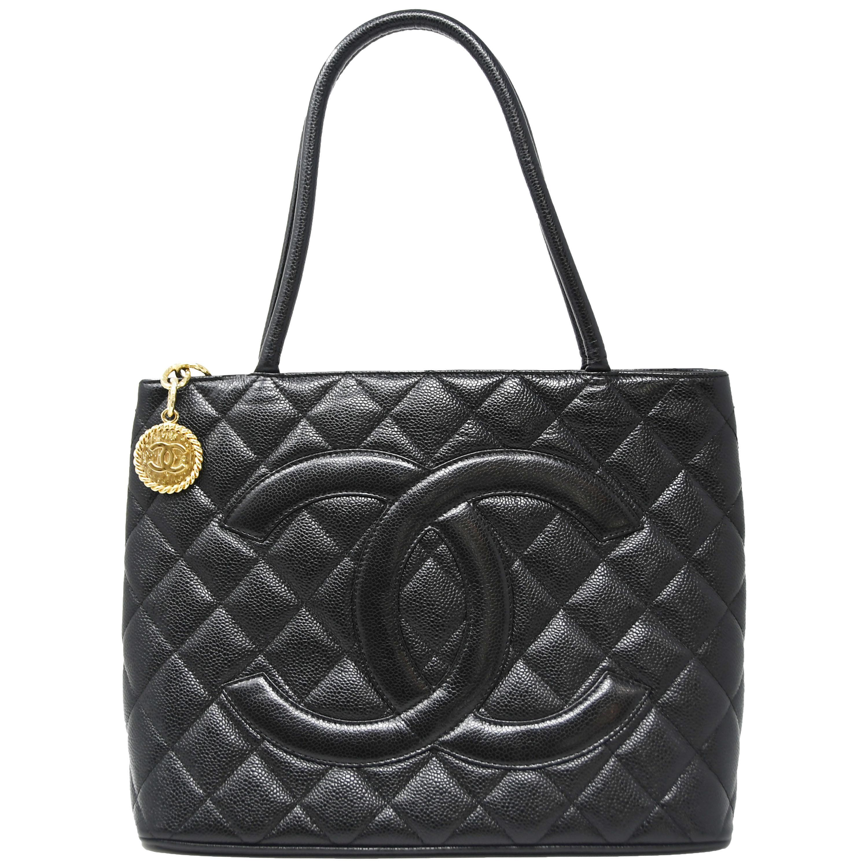 97c40d964902 Chanel Essential 31 Rue Cambon Shopping Tote Leather Medium at 1stdibs
