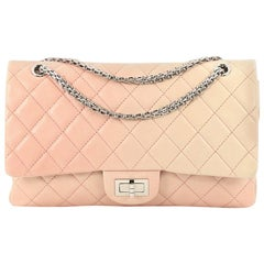 Chanel Reissue 2.55 Handbag Quilted Ombre Lambskin 227