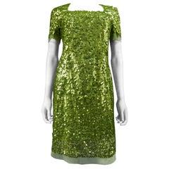 Glitter Dress, Circa 1990