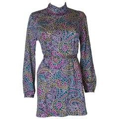 Vintage Tunic/Mini Dress by Miss Ladybird