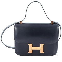 Hermes Constance Handbag Box Calf 23