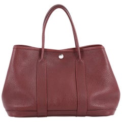 Hermes Garden Party Tote Leather 30