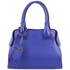 Tod's Cape Satchel Leather Mini