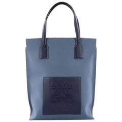 Loewe Shopper Tote Canvas North South