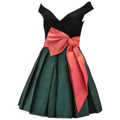 1980s Jenny Packham Dress
