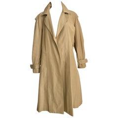 Yohji Yamamoto Vintage Tan Coat