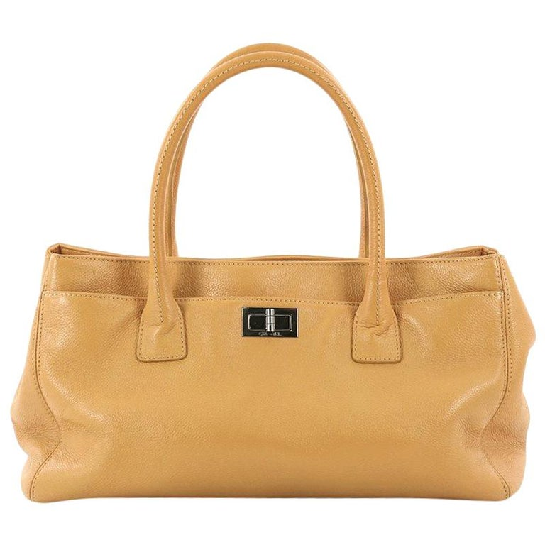 982af176d109 Chanel Reissue Cerf Executive Tote Leather East West at 1stdibs