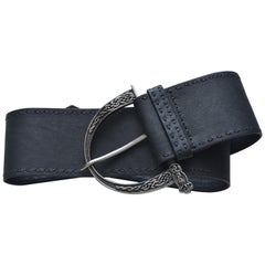 "Alexander Mc Queen Belt  ""Widows of Culloden"" A/W  2006–7"