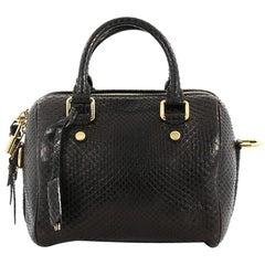 Louis Vuitton Speedy Handbag Python 20