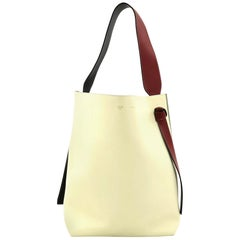 Celine Twisted Cabas Tote Calfskin Small