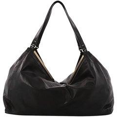Bottega Veneta Frame Shoulder Bag Leather Large