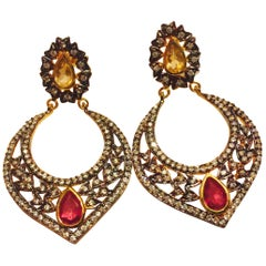 Meghna Jewels Taj Earrings