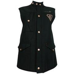 Jean Paul Gaultier Vintage Unisex Safe Sex Vest Size M