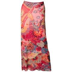 Vintage Kenzo Summer Skirt