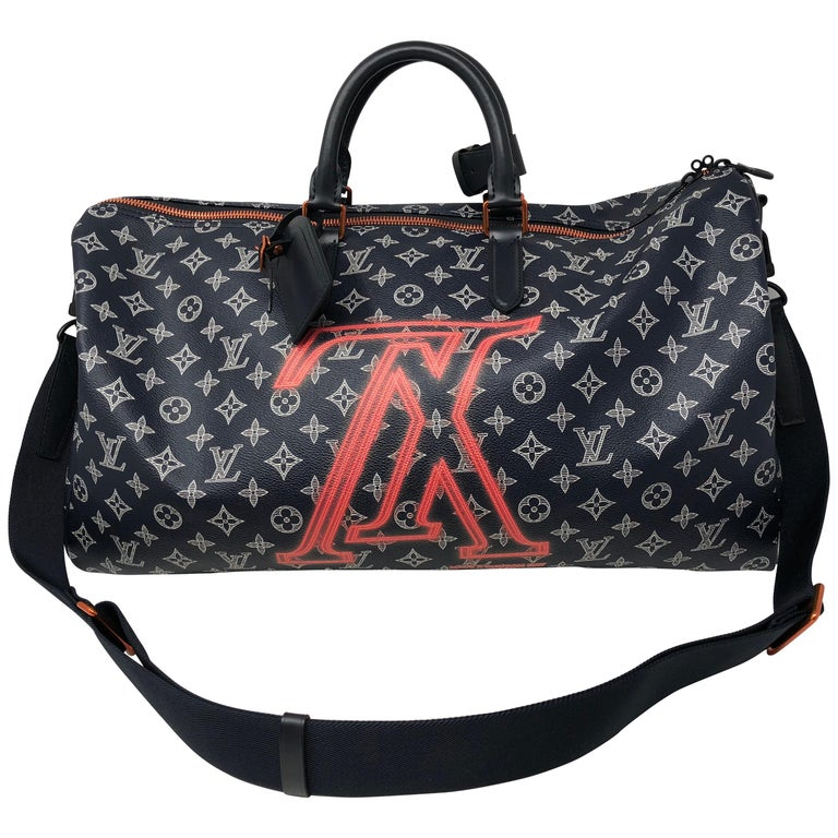 9099341a637f Louis Vuitton Upside Down Keepall Bandouliere 50 Bag at 1stdibs