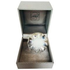 Lalique Fleur Ring