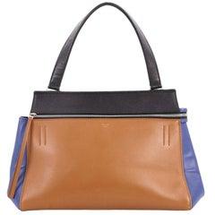 Celine Edge Bag Leather Medium