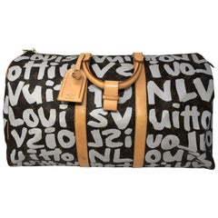 Louis Vuitton Stephen Sprouse Keepall 50 Graffiti