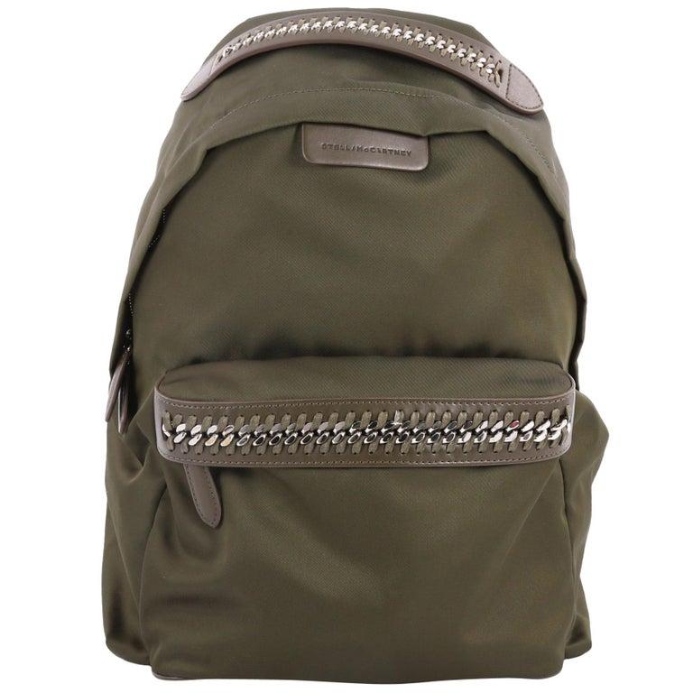 3c7a6c98cc Stella McCartney Falabella Go Backpack Nylon Medium at 1stdibs