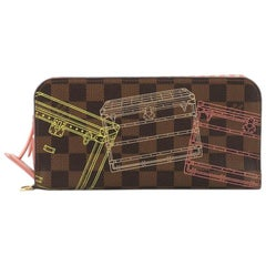 Louis Vuitton Insolite Wallet Limited Edition Damier