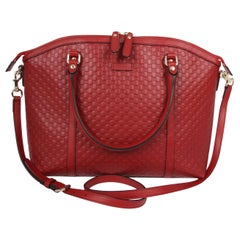 Gucci Dome Micro Guccissima bag