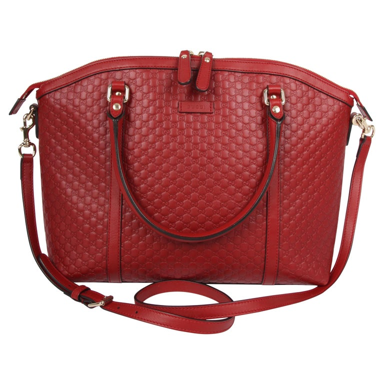 e9cf1b1bae1 Gucci Dome Micro Guccissima bag For Sale at 1stdibs