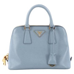 Prada Promenade Handbag Saffiano Leather Small