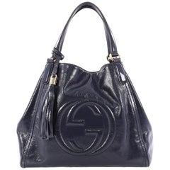Gucci  Soho Shoulder Bag Patent Medium