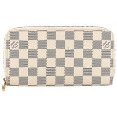 Louis Vuitton Zippy Wallet Damier