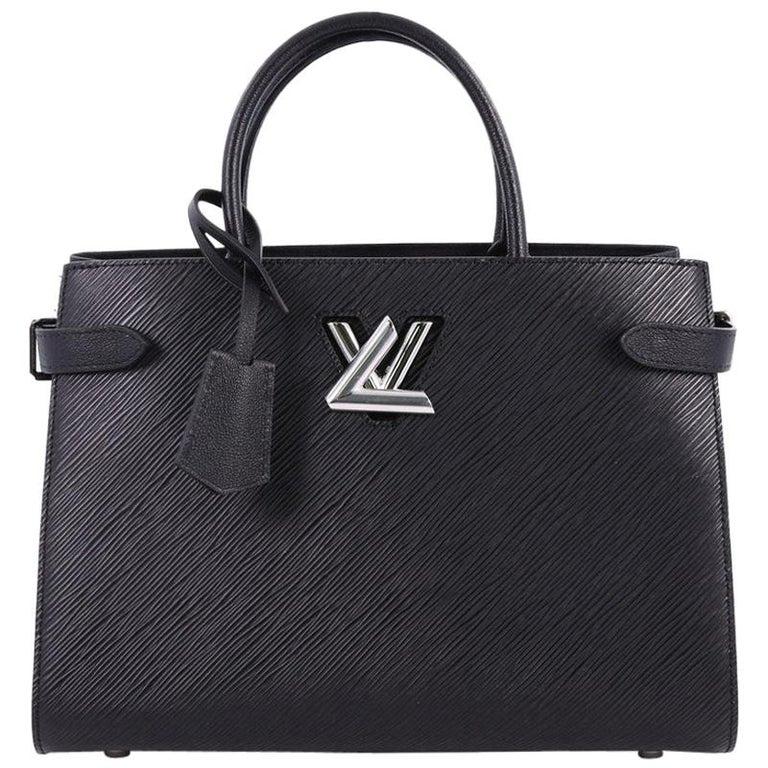 Louis Vuitton Twist Tote Epi Leather For