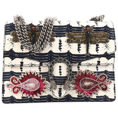 Gucci Dionysus Embellished Python Medium Handbag