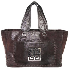 Givenchy Bag Brown Leather