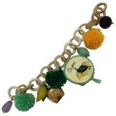 Amlé Capri Tambourine Bracelet