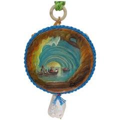 Amlé Handmade Tambourine Capri Necklace