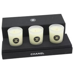 Chanel VIP Gift Candle Set